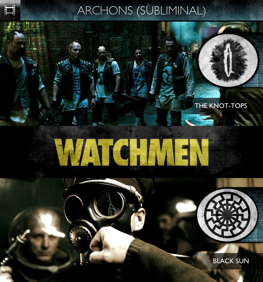 Archons - Watchmen (2009) - The Knot-Tops