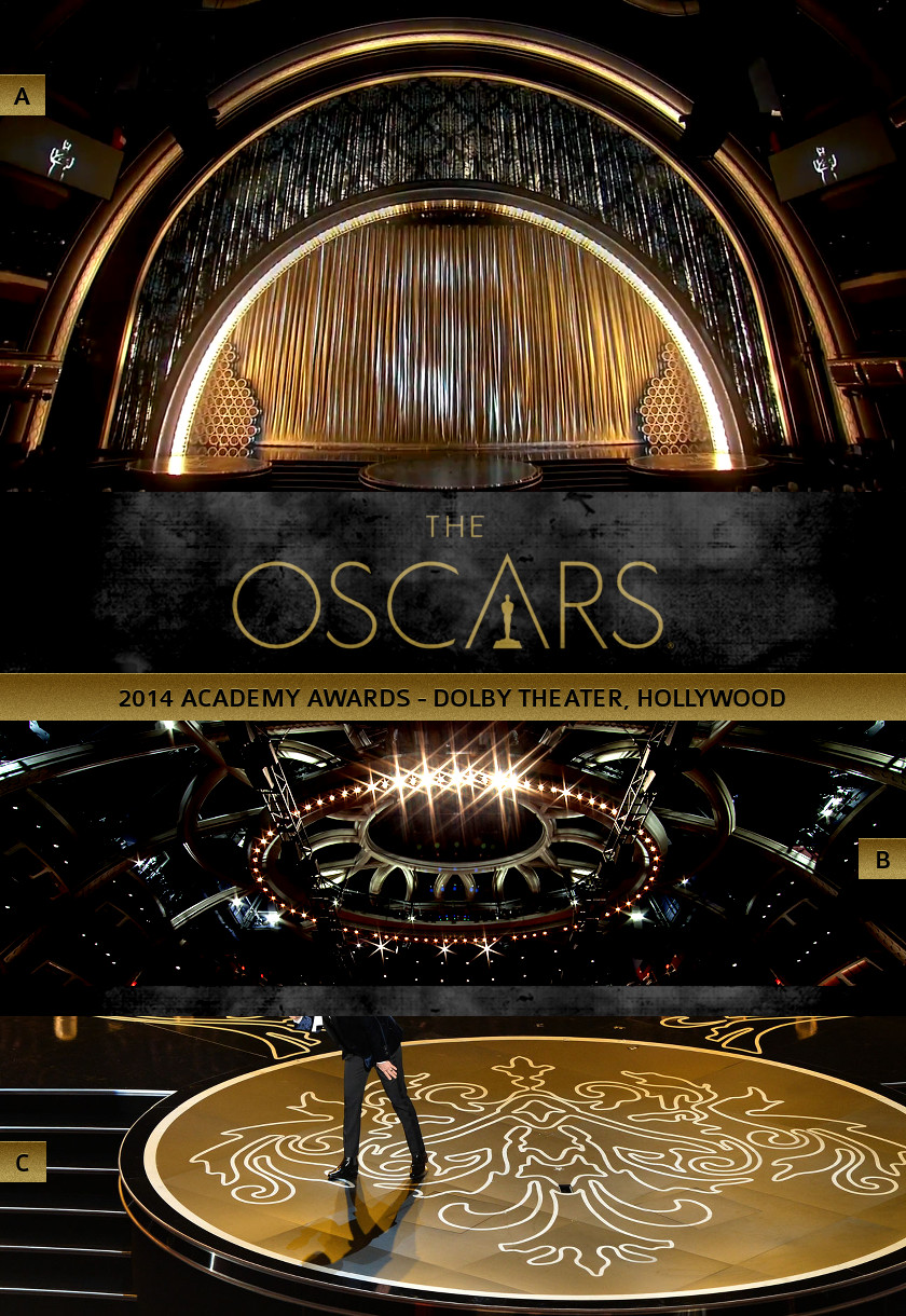 Black Sun - 2014 Academy Awards - Dolby Theater, Hollywood
