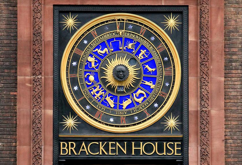 Black Sun - Bracken House, London