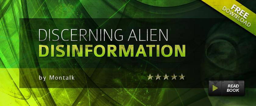 Discerning Alien Disinformation-Banner