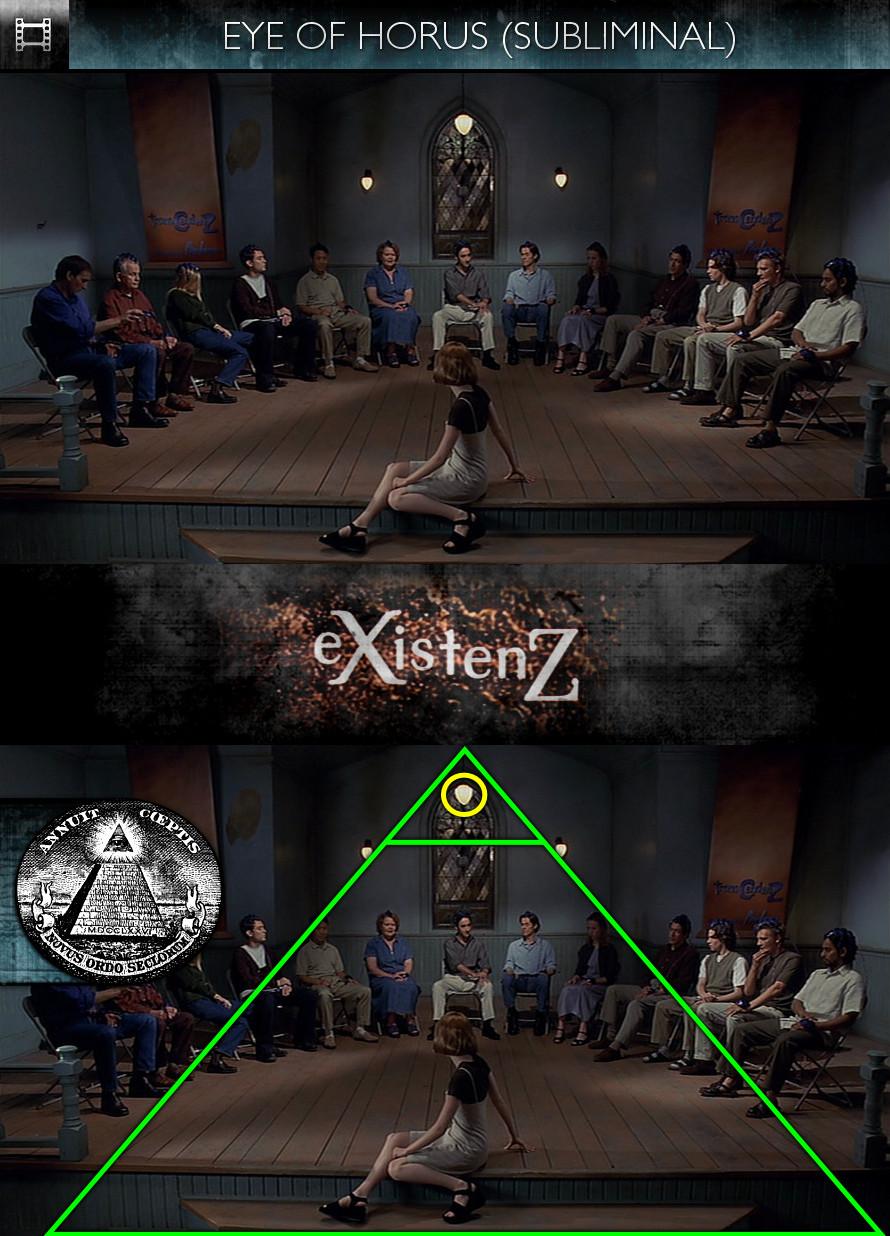 eXistenZ (1999) - Eye of Horus - Subliminal