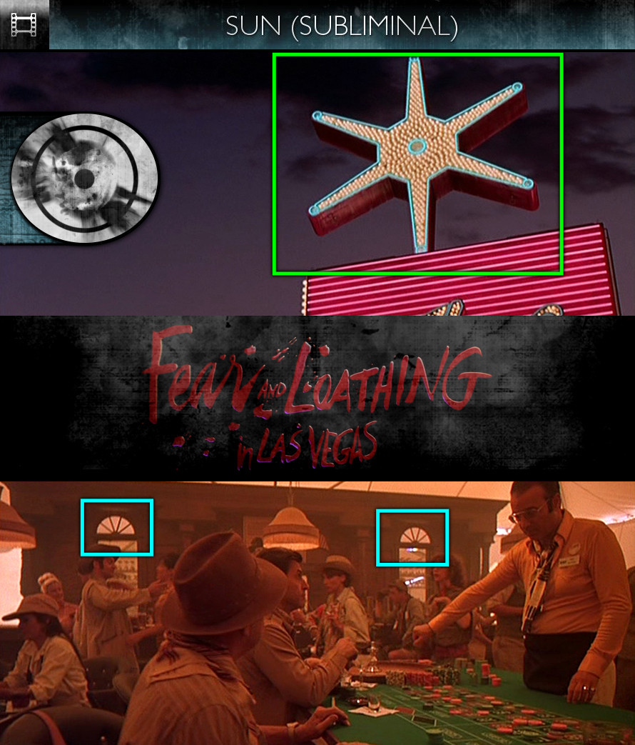Fear and Loathing In Las Vegas (1998) - Sun/Solar - Subliminal