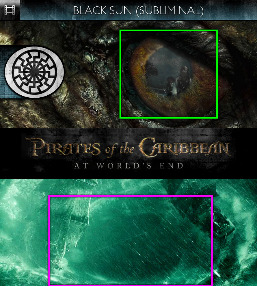 Pirates of the Caribbean: At World's End (2007) - Black Sun - Subliminal