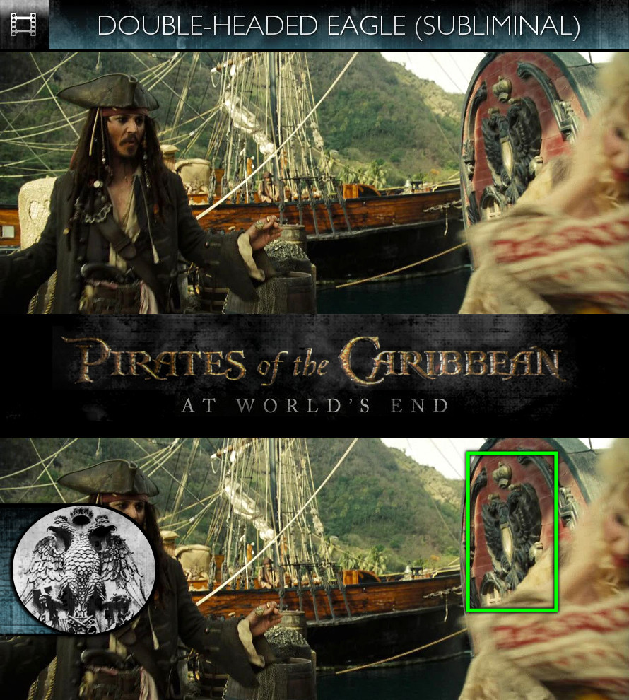 Pirates of the Caribbean: At World's End (2007) - Double-Headed Eagle - Subliminal