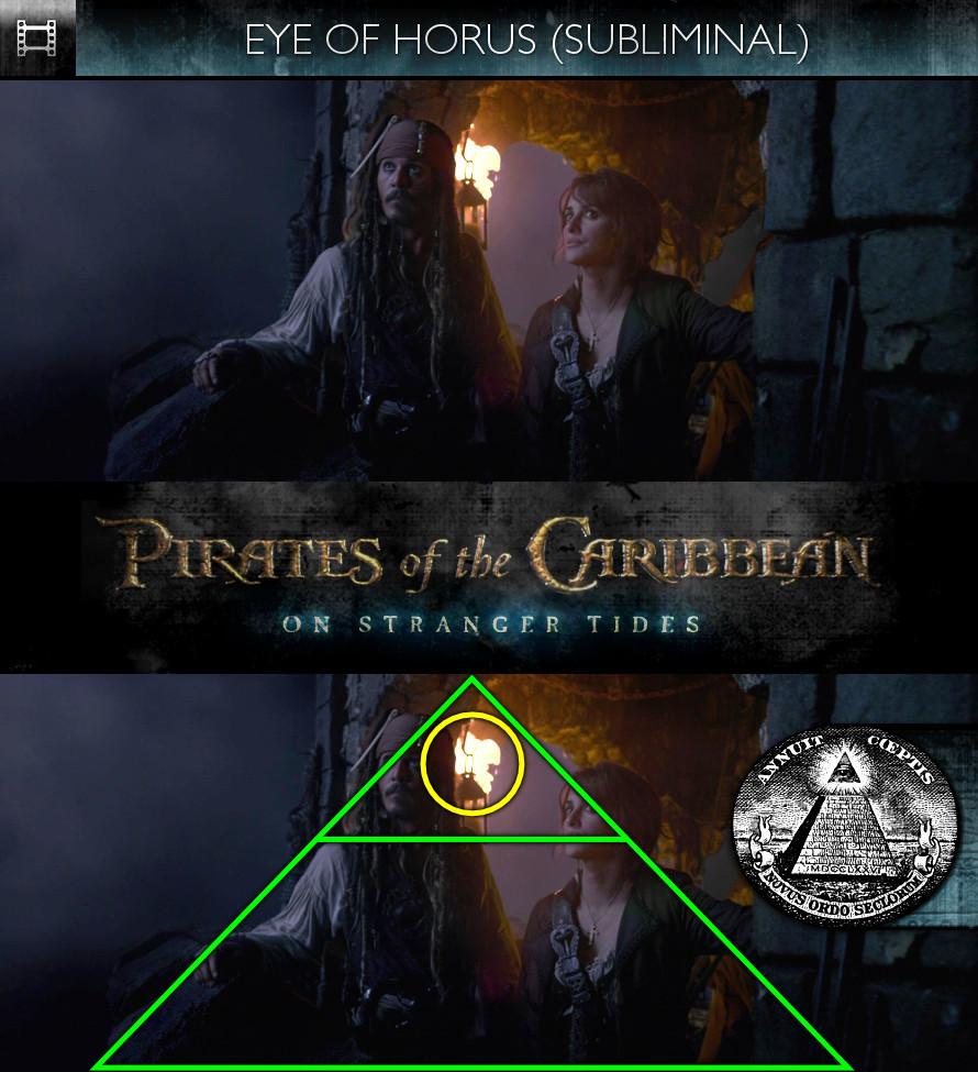 Pirates of the Caribbean: On Stranger Tides (2011) - Eye of Horus - Subliminal