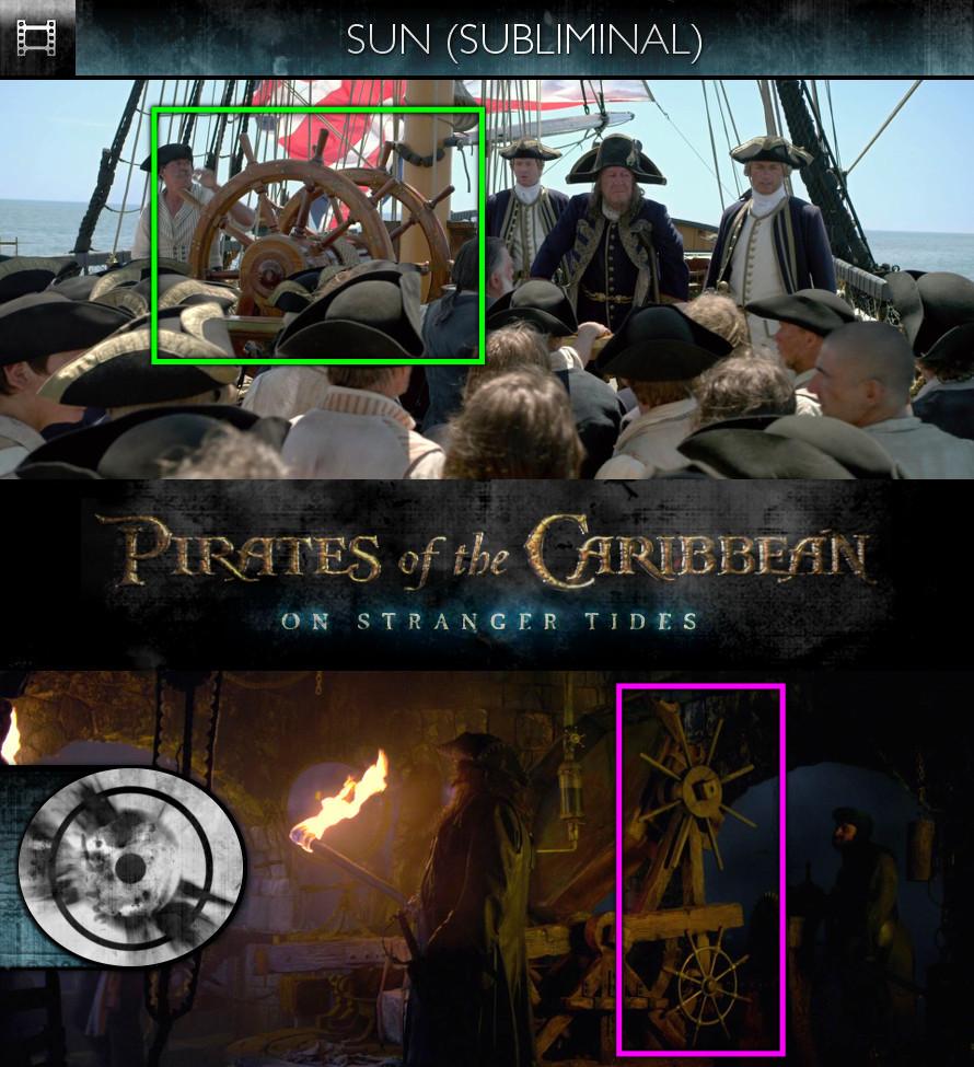 Pirates of the Caribbean: On Stranger Tides (2011) - Sun/Solar - Subliminal