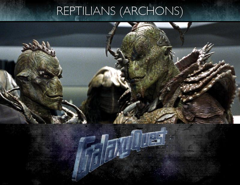 Reptilians (Archons)