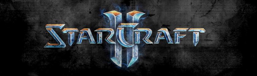 Starcraft II-Logo