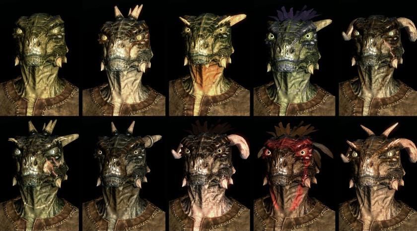 The Elder Scrolls - Argonians-1