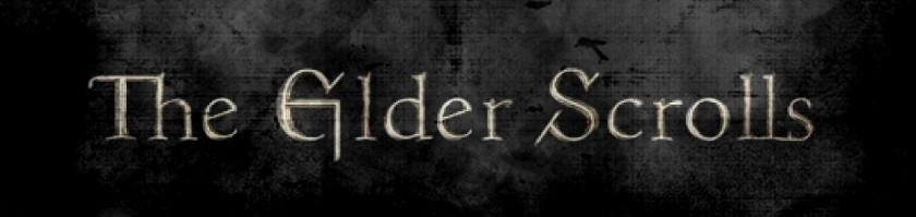 The Elder Scrolls-Logo