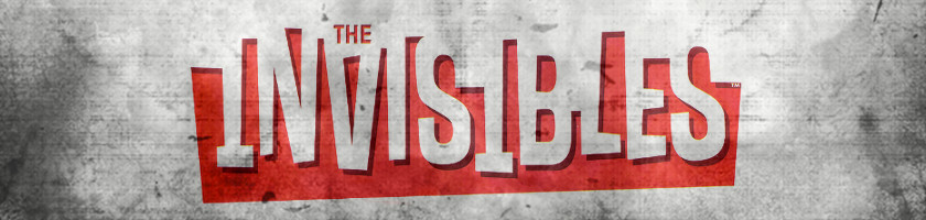 The Invisibles-Logo