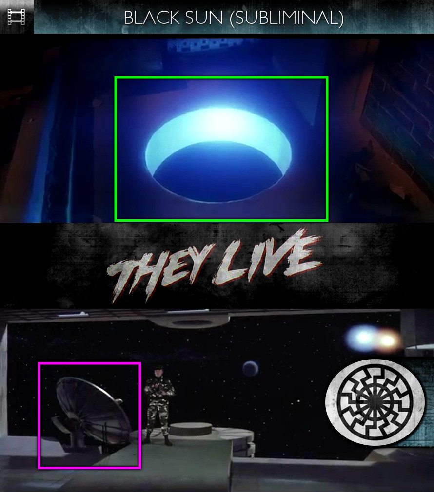 They Live (1988) - Black Sun - Subliminal