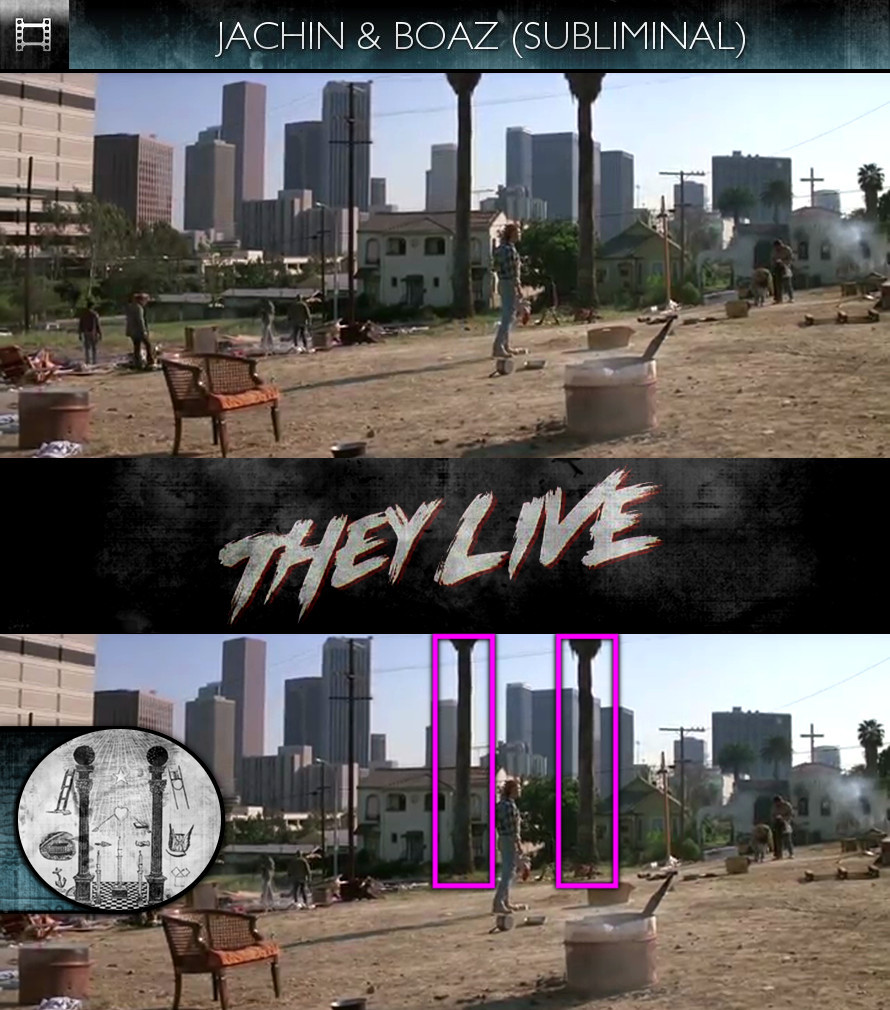 They Live (1988) - Jachin & Boaz - Subliminal