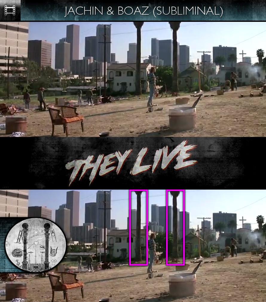 They Live (1988) - Jachin & Boaz - Subliminal