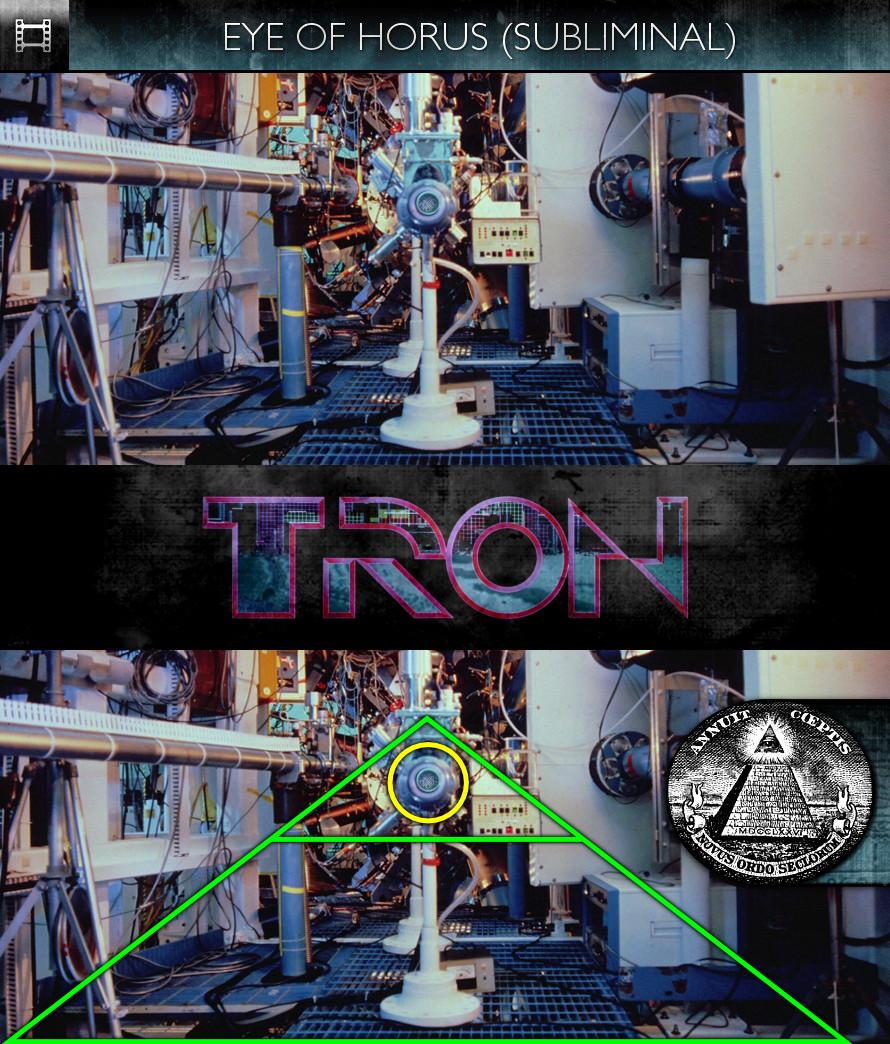 TRON (1982) - Eye of Horus - Subliminal