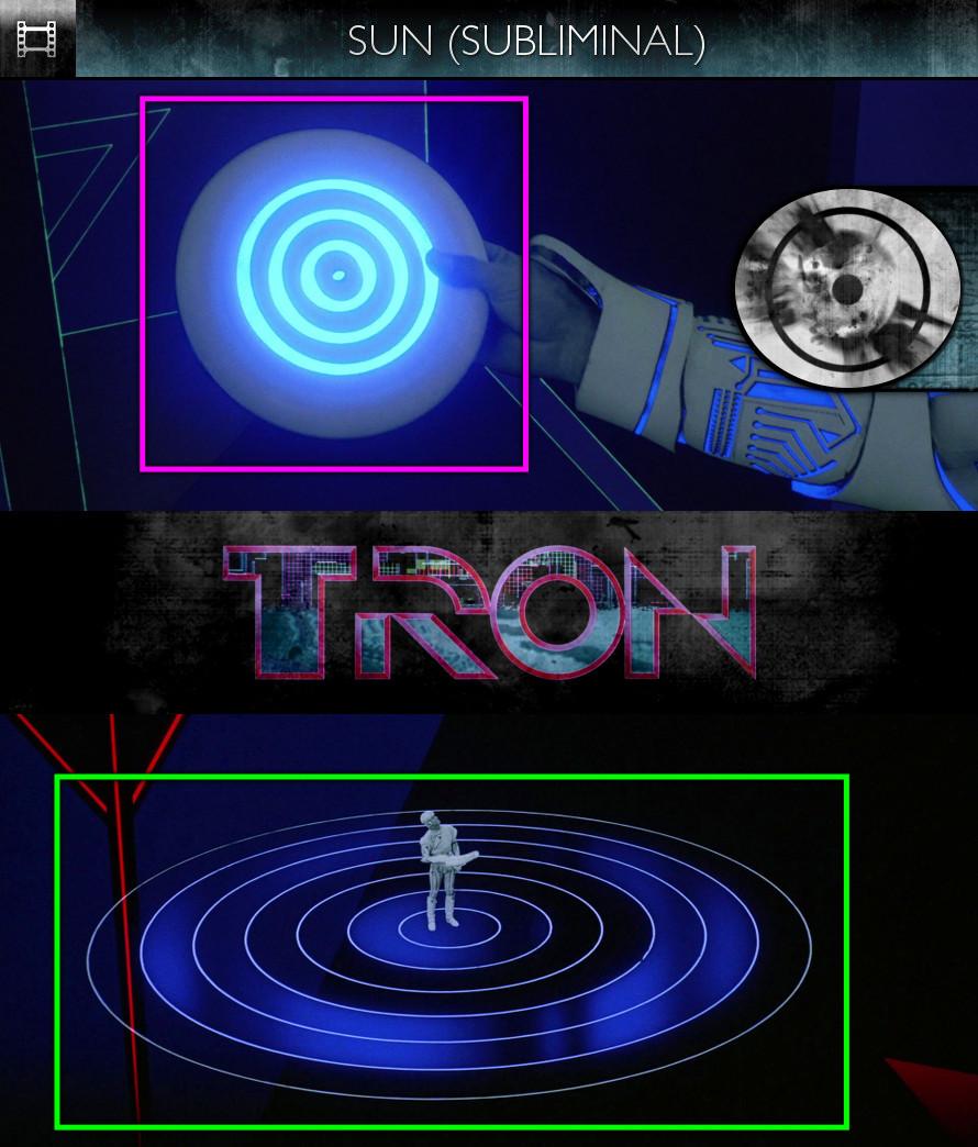 TRON (1982) - Sun/Solar - Subliminal