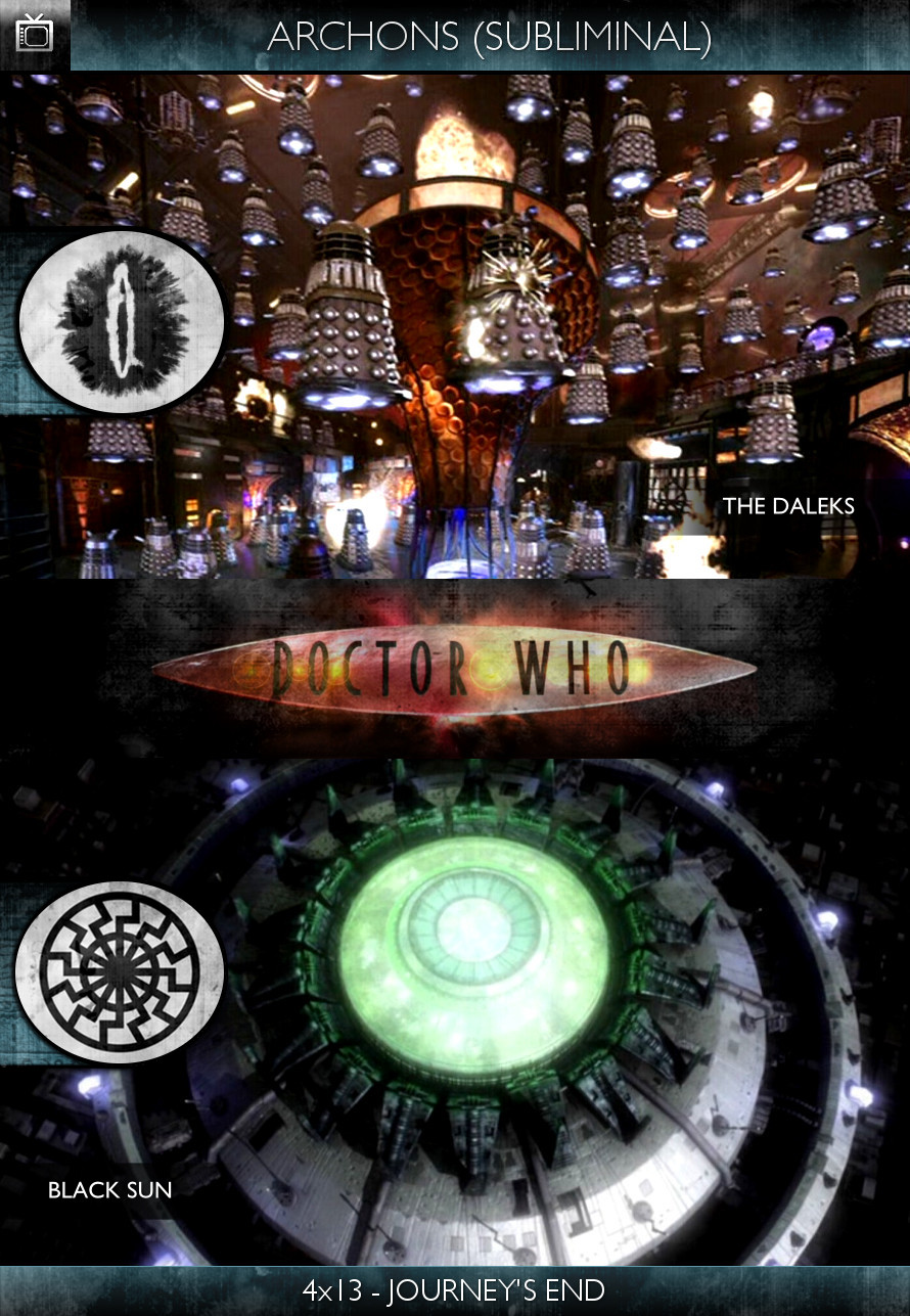 Archons - Doctor Who (2005) - 4x13 - Journey's End - The Daleks