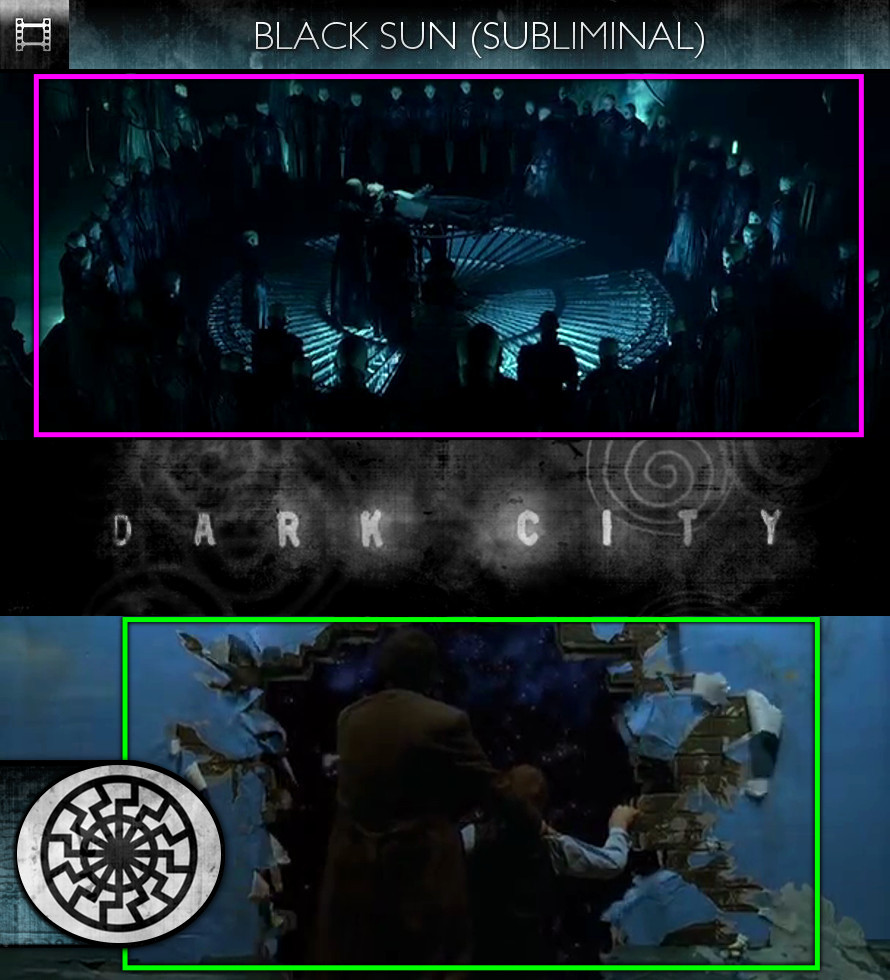 Dark City (1998) - Black Sun - Subliminal
