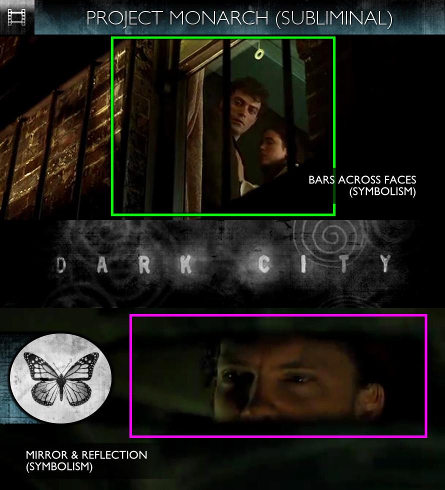 Dark City (1998) - Project Monarch - Subliminal