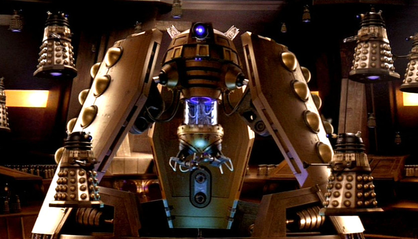 Doctor Who (2005) - 1x13 - The Parting of the Ways - Dalek Emperor