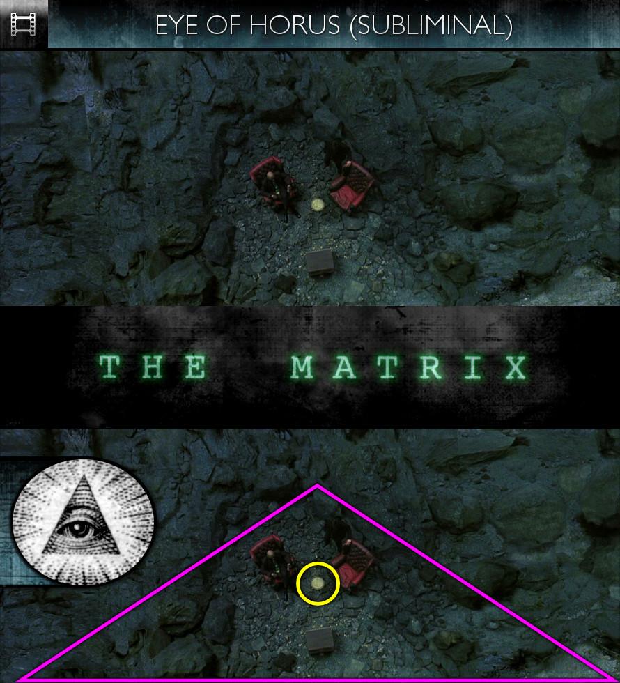 The Matrix (1999) - Eye of Horus - Subliminal