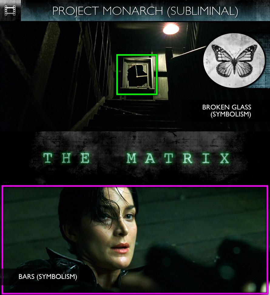 The Matrix (1999) - Project Monarch - Subliminal
