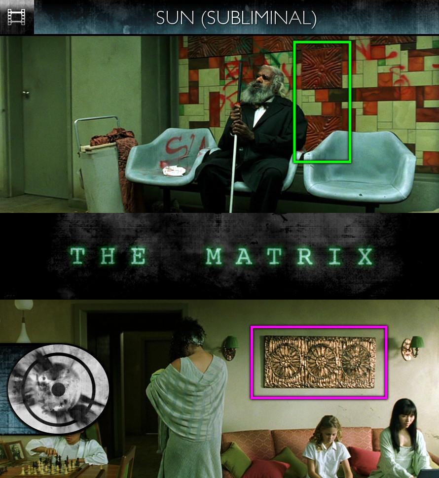 The Matrix (1999) - Sun/Solar - Subliminal