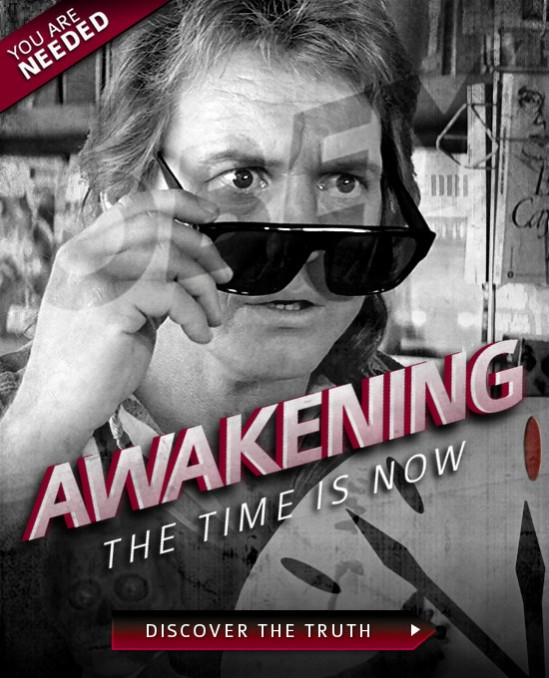 Awakening: The Time is Now
