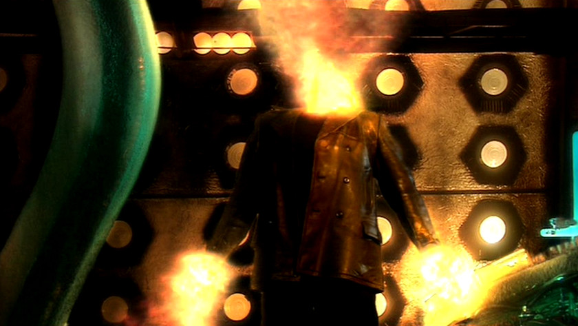 Doctor Who - The Ninth Doctor Regeneration