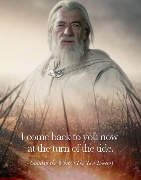 Gandalf Returns