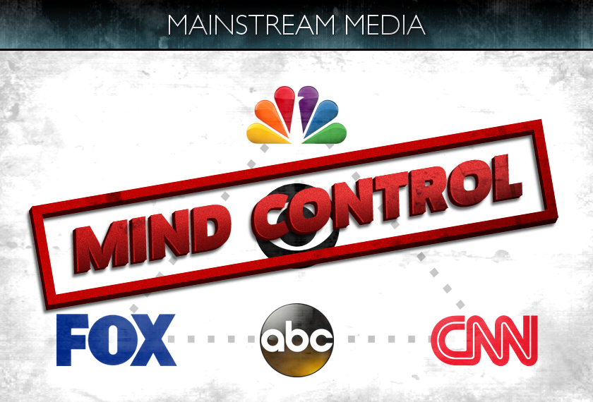 Mainstream Media - Mind Control