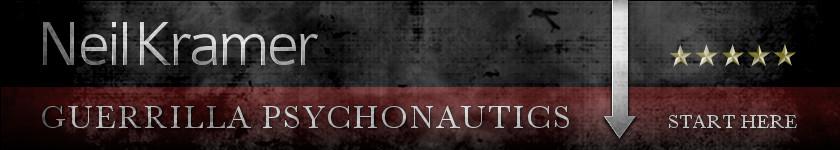 Neil Kramer - Guerrilla Psychonautics