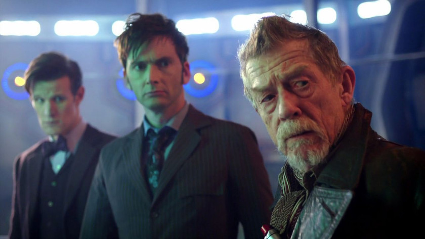 The Doctors (Eleventh, Tenth and War)