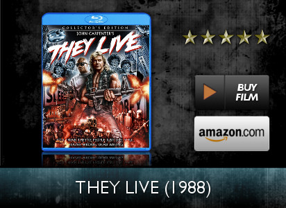 They Live - Amazon Button