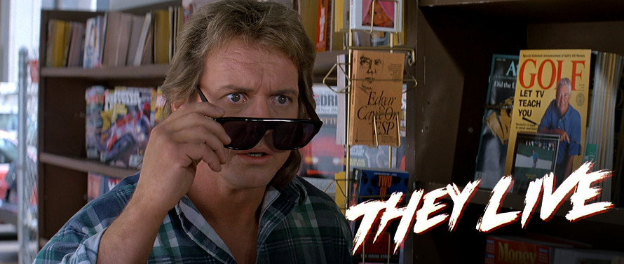 They Live - Header