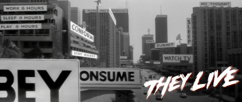 They Live - Subliminal Messages