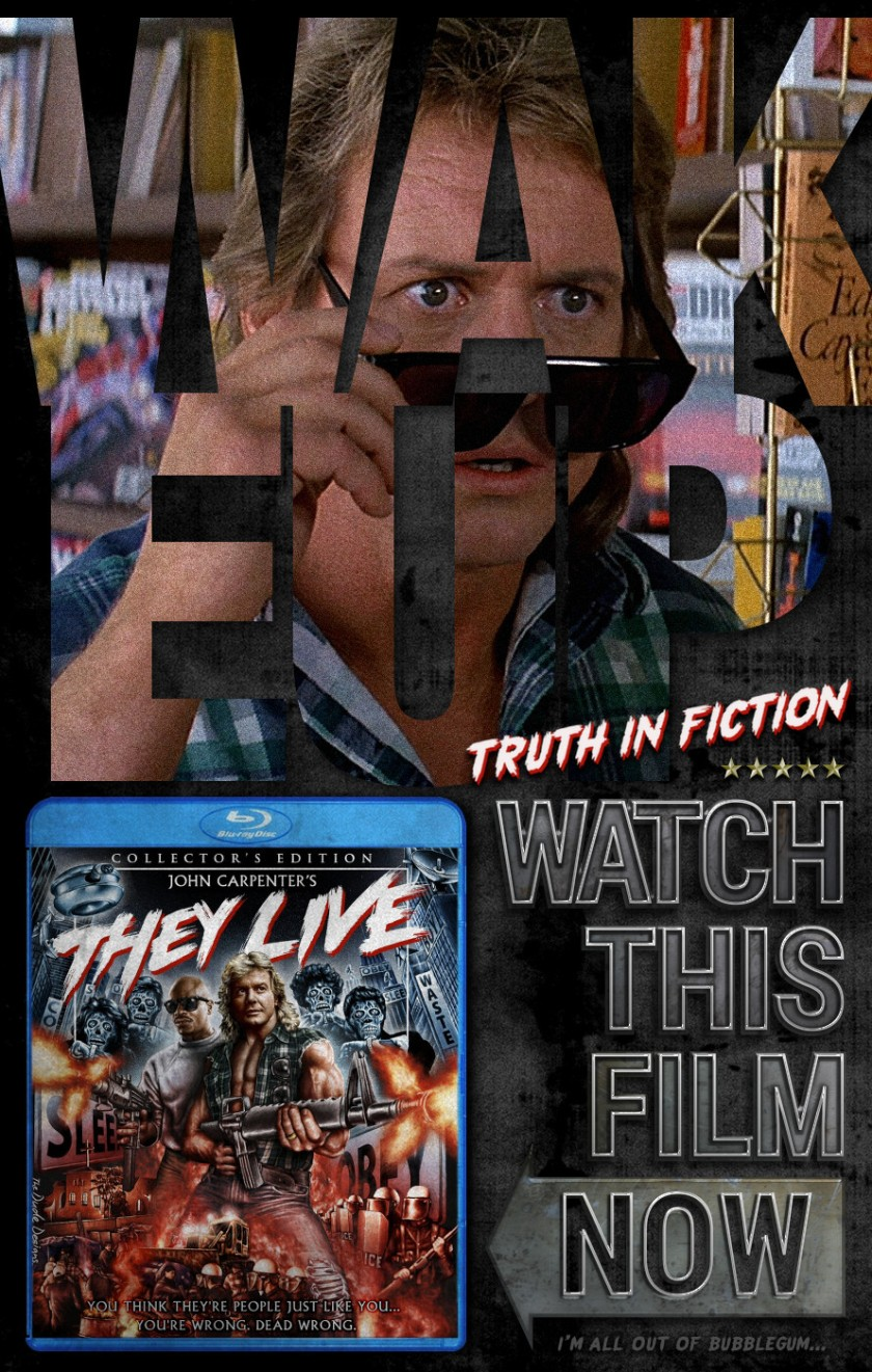 Wake Up - They Live