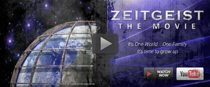Youtube - Zeitgeist: The Movie (2007)