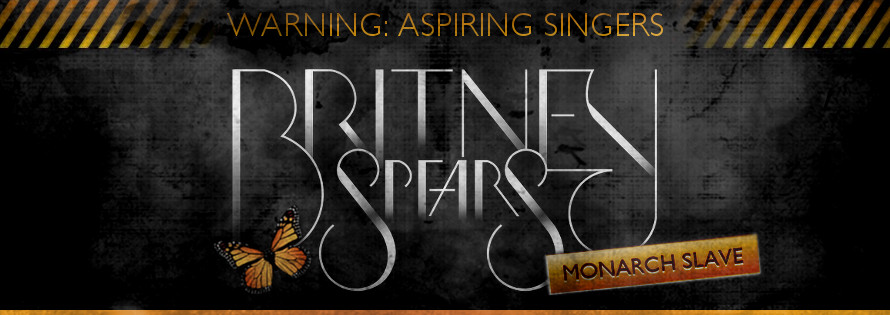 Britney Spears - Monarch Slave