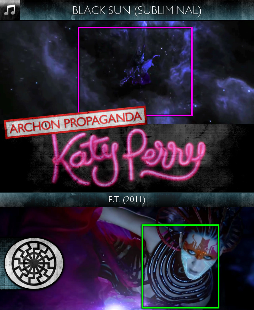 Katy Perry - E.T. (2011) - Black Sun - Subliminal