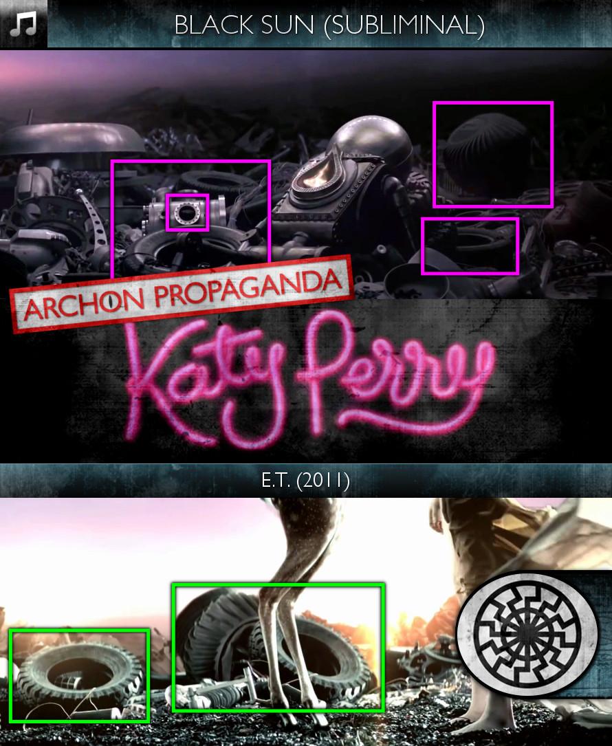 Katy Perry - E.T. (2011) - Black Sun - Subliminal