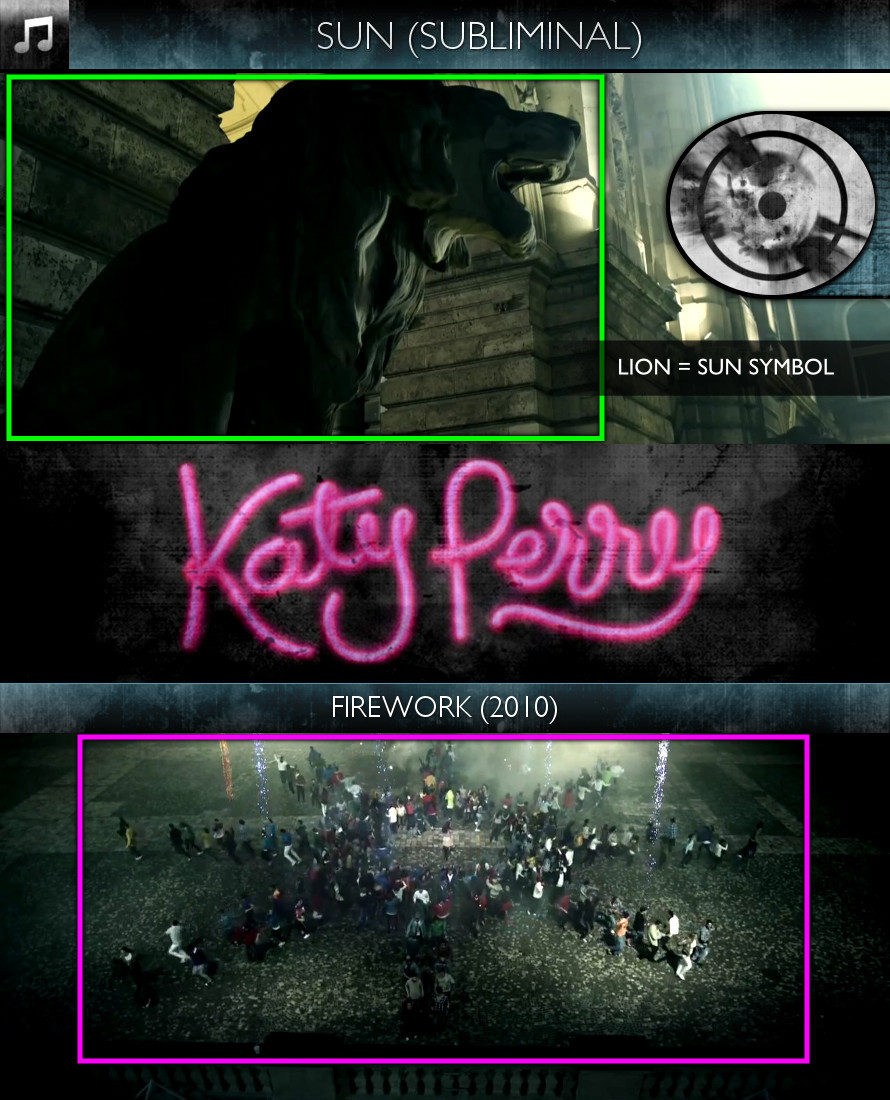 Katy Perry - Firework (2010) - Sun/Solar - Subliminal