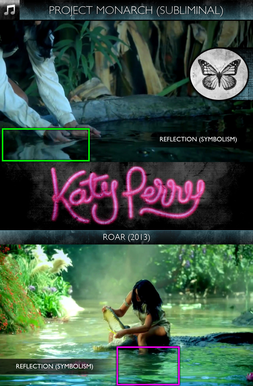 Katy Perry - Roar (2013) - Project Monarch - Subliminal