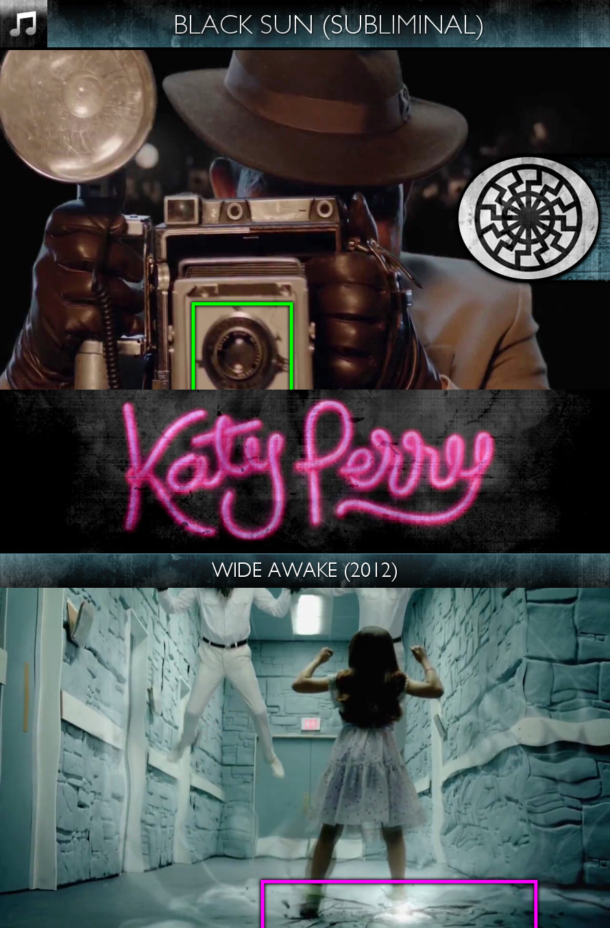 Katy Perry - Wide Awake (2012) - Black Sun - Subliminal