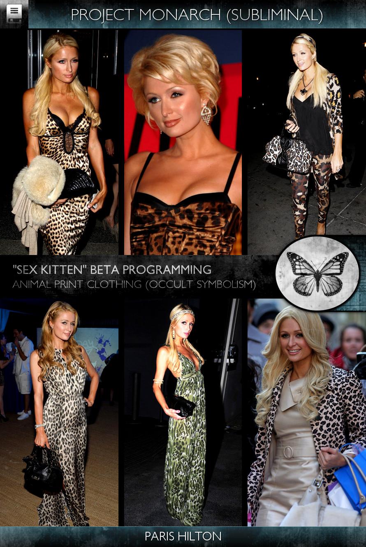 Project Monarch - Sex Kitten (Beta Programming) - Celebrity - Paris Hilton