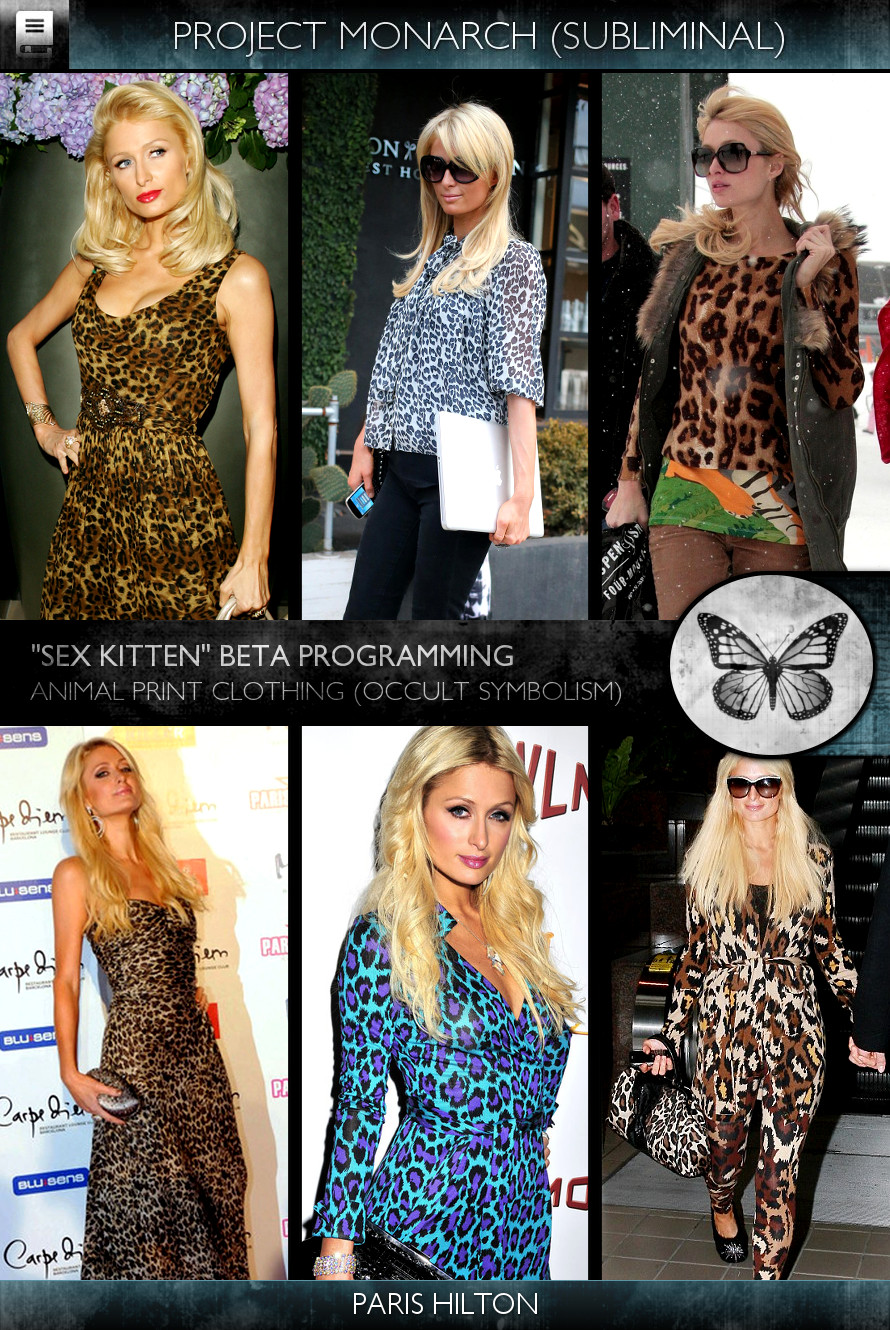 Project Monarch - Sex Kitten (Beta Programming) - Celebrity - Paris Hilton