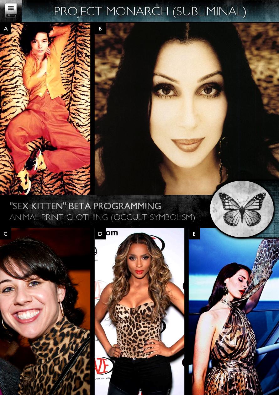 Project Monarch - Sex Kitten (Beta Programming) - Singers