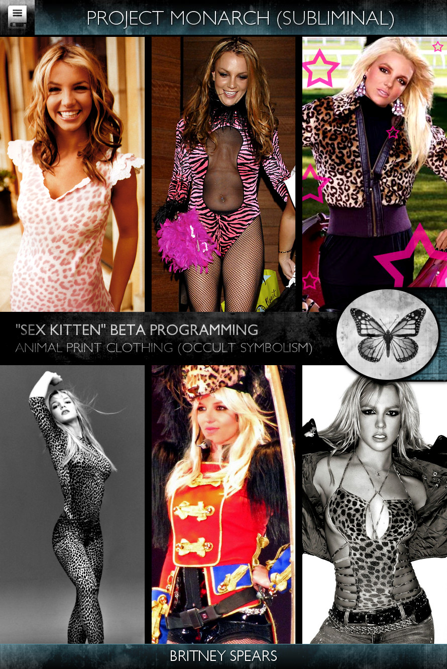 Project Monarch - Sex Kitten (Beta Programming) - Singers - Britney Spears