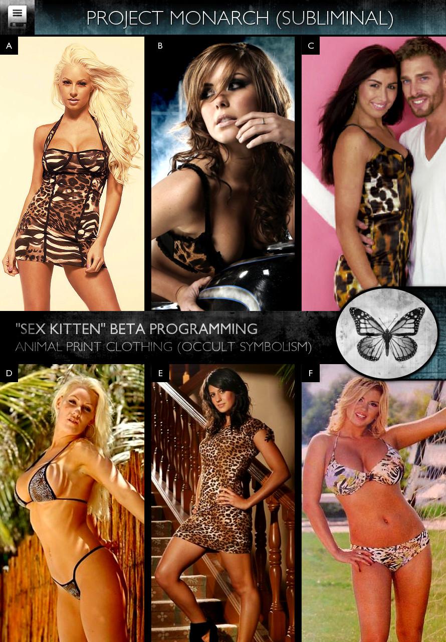 Project Monarch - Sex Kitten (Beta Programming) - Sport