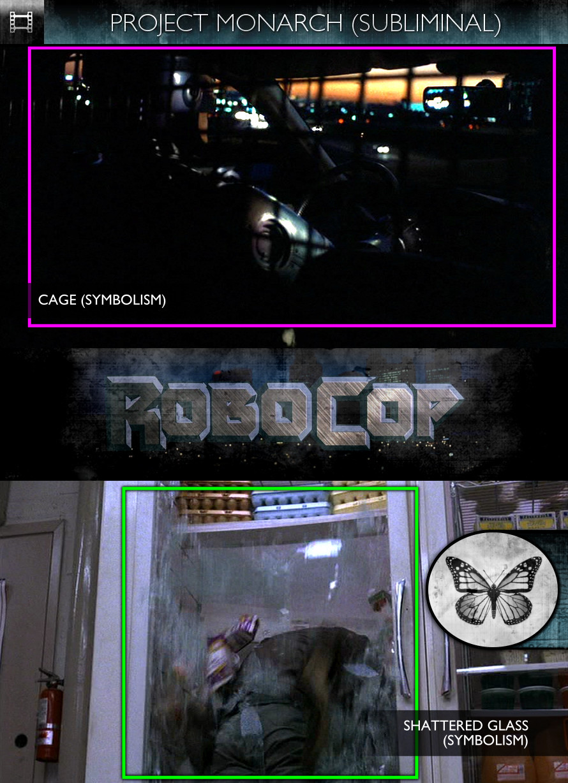 RoboCop (1987) - Project Monarch - Subliminal